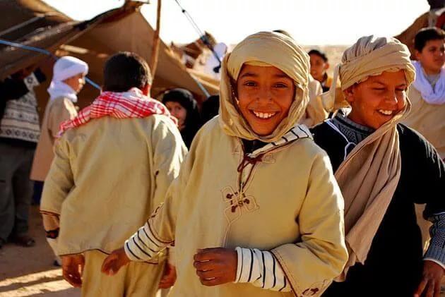 какой язык в тунисе