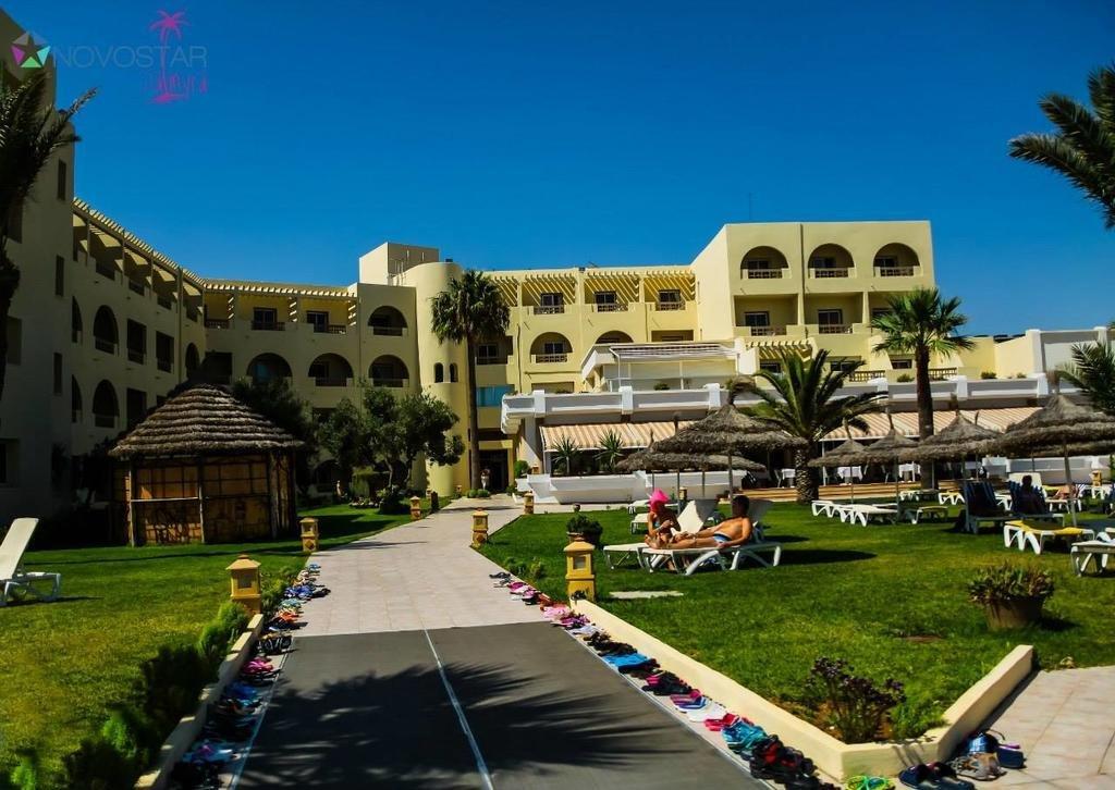 отель пальмира бич