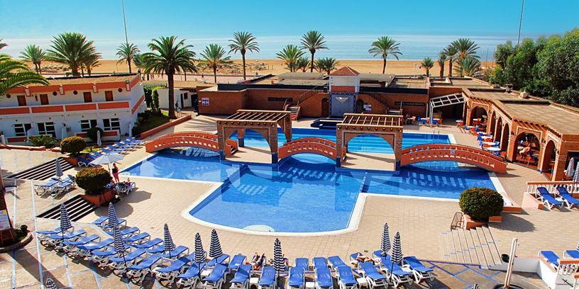 агадир Al Moggar Garden Beach Club