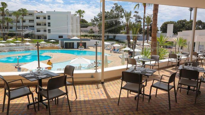 агадир Les Almohades Ramada Resort