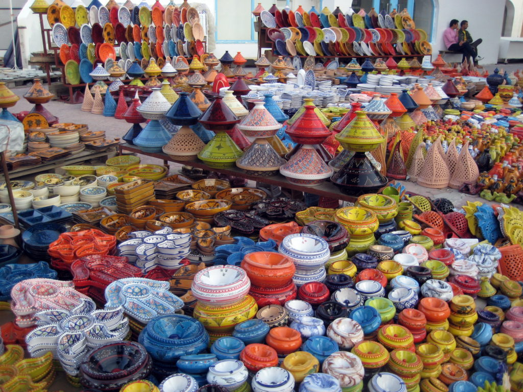 Рынок Сук эль-Джума