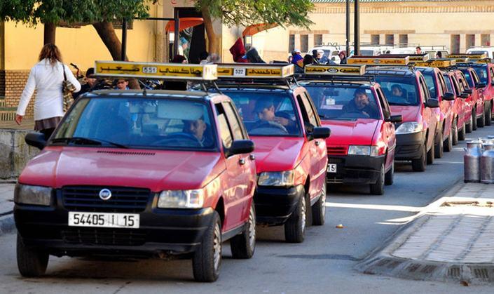 агадир такси