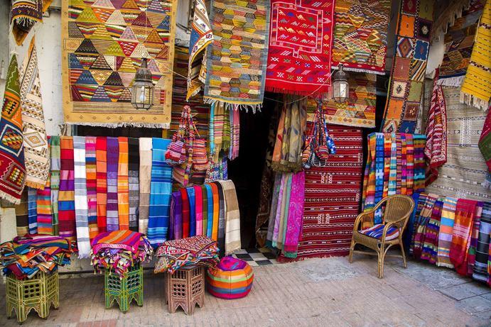агадир Рынок Эль-Ахад