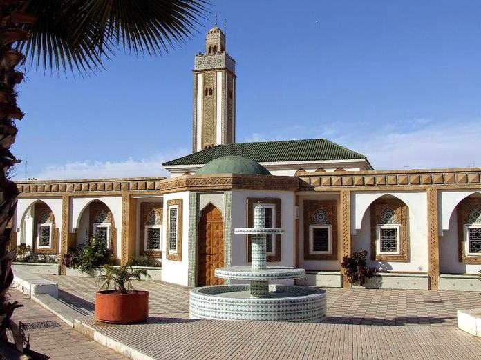 агадир мечеть лубнан