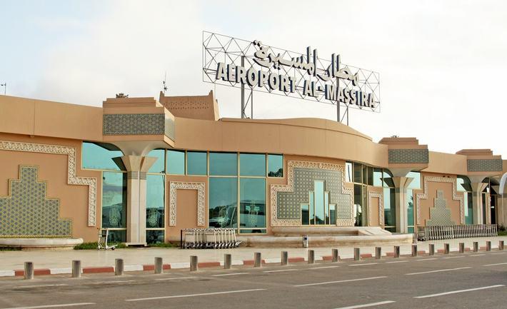 аэропорт Агадир