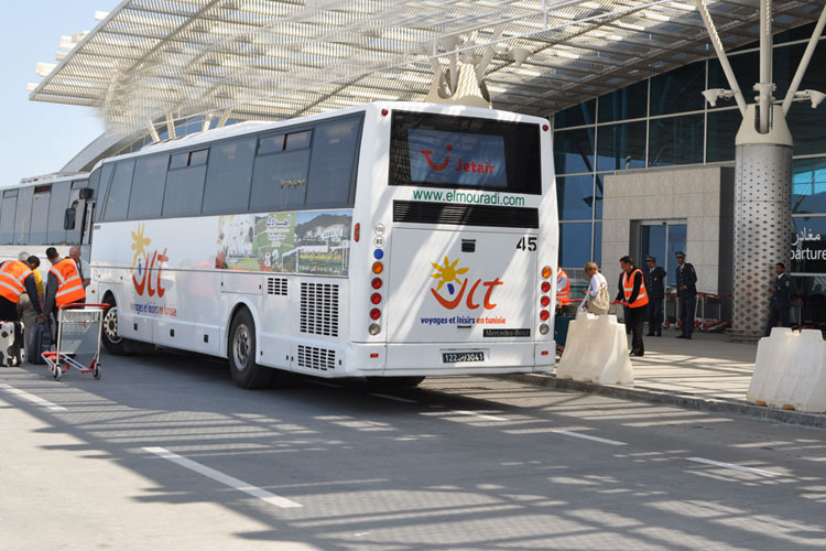 аэропорт энфида