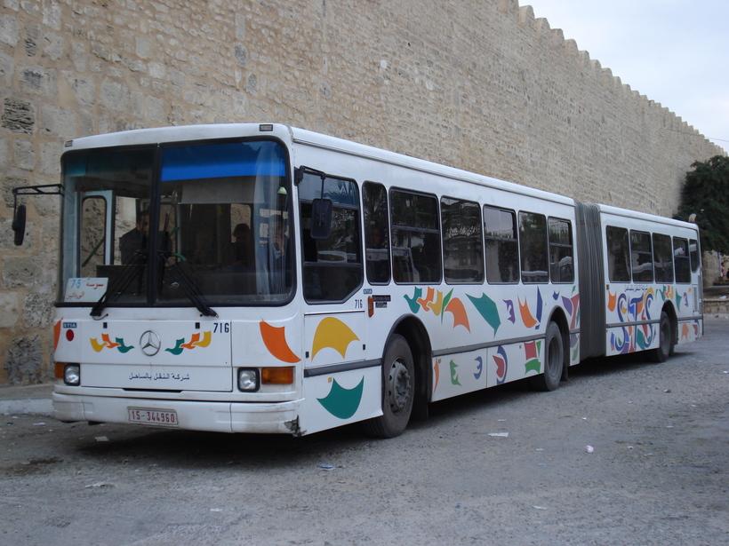 тунис автобус