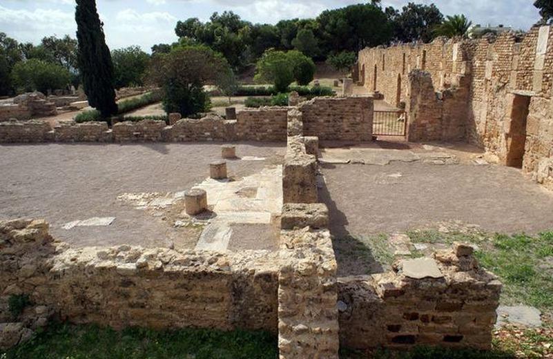 карфаген римские виллы