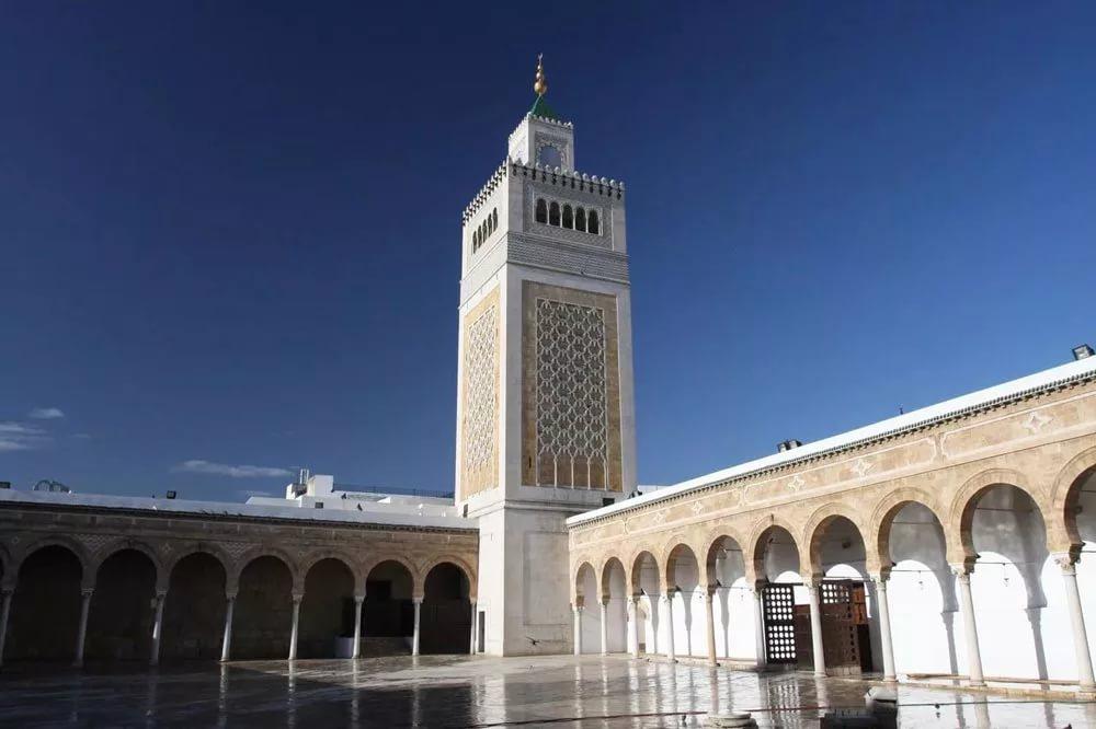 Хаммамет Мечеть Олив