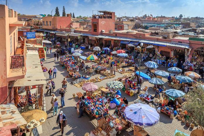 отдых в марокко марракеш
