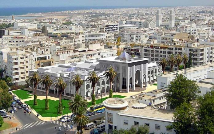 отдых в марокко рабат