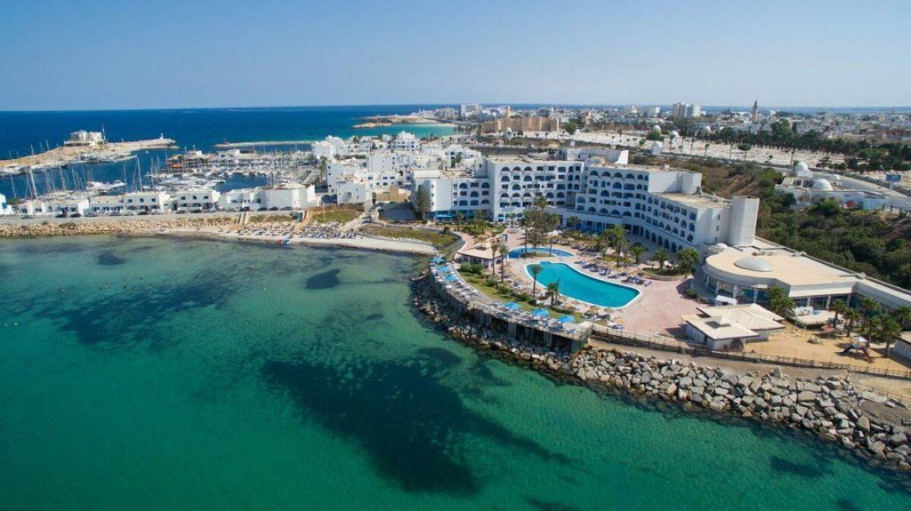 погода в тунисе в октябре
