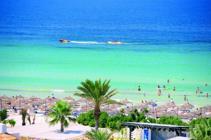 сезон в тунисе