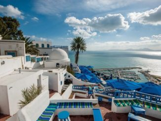 сколько лететь в тунис